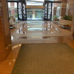 Postpartum Wellness foyer in Bethesda, MD