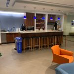 Complimentary refreshments at Postpartum Wellness in Bethesda, MD