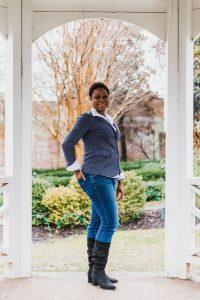 Teanna Diggs is a doula and counselor.